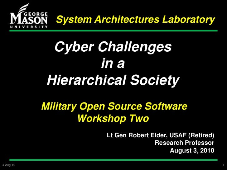 Cyber Challenges in a Hierarchical Culture