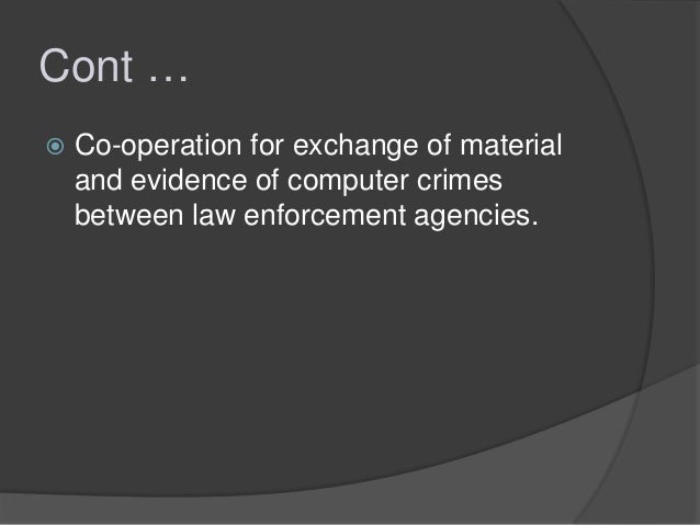 Cyber Crime Types Amp Laws