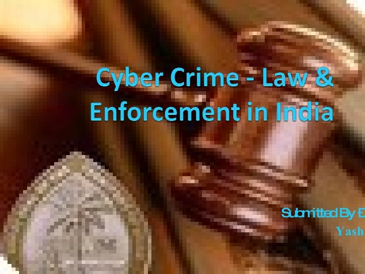 Cyber Crime & Law