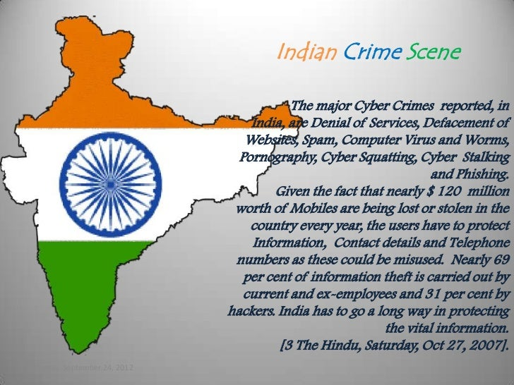 legal essay on cyber crime in india There was no statute in india for governing cyber intellectual property rights issues and a number of other legal since the cyber crime.