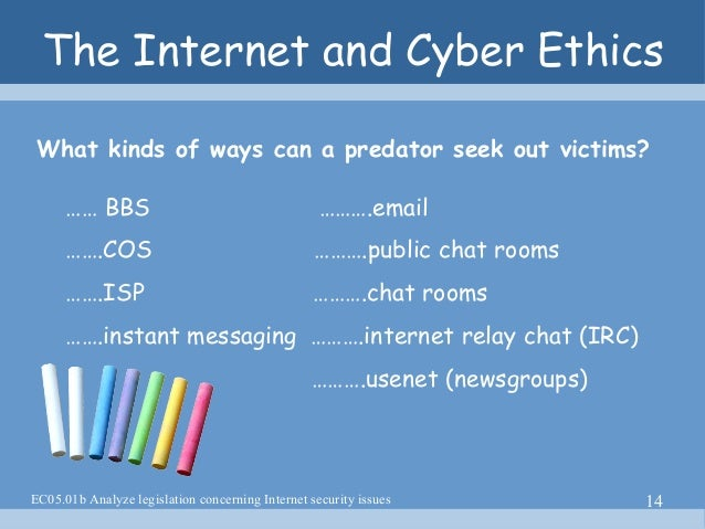 cyber ethics Cyber-ethics a brief overview of technology and ethical issues lifesmarts is a program of the national consumers league what are ethics anyway understanding how.