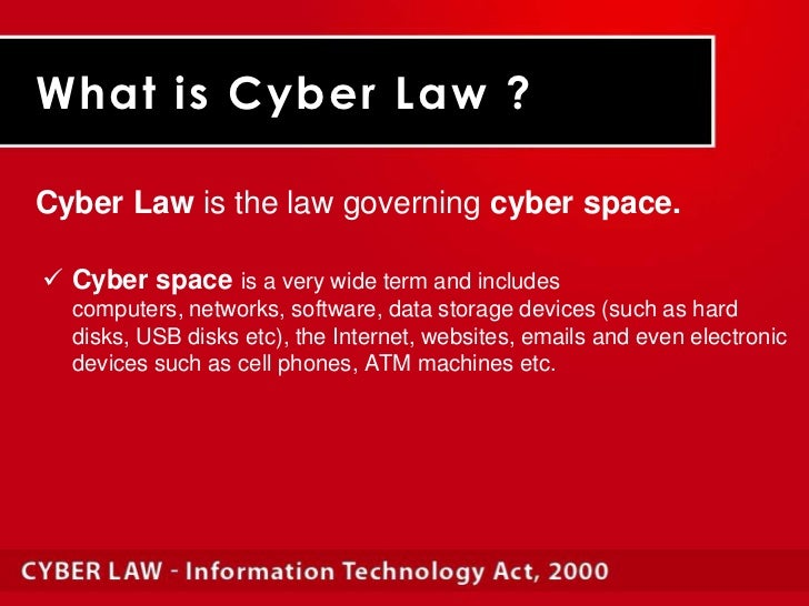 cyber laws essay Cyber crime includes a wide variety of illegal acts committed university of georgia school of law ayala, karissa, cybercrime (2004) llm theses and essays 59.