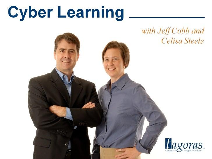 Cyber learning jeff cobb celisa steele