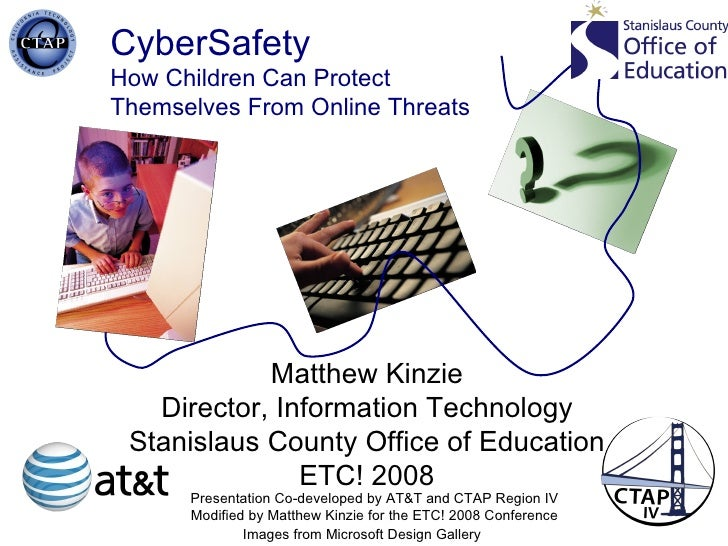 Cyber Safety How Children Can Protect Themselves From Online Threats