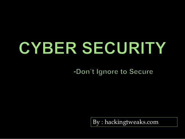 By : hackingtweaks.com