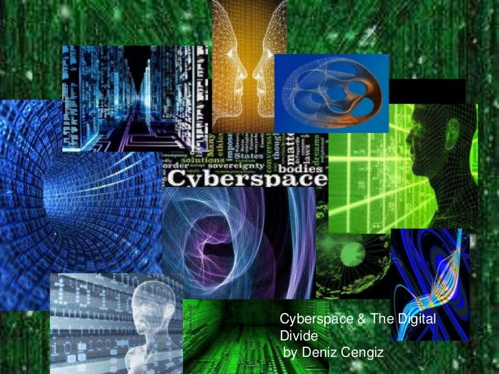 Cyberspace & The DigitalDivideby Deniz Cengiz