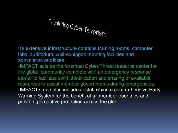 the effects of the patrioct act on the prevention of terrorism The ways in which the usa patriot act has assisted the fbi with its intelligence reform and terrorism prevention act of impact assessment (pia.