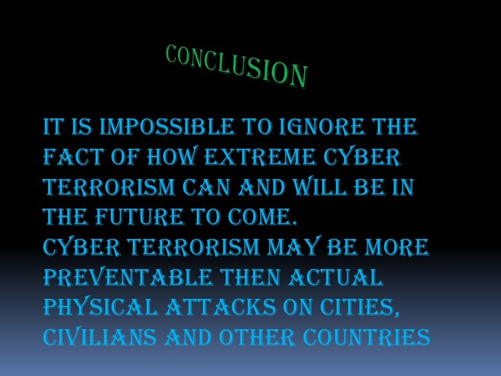 utilizing information sharing to combat terrorism essay Use the internet or strayer library to research articles on the efforts of law enforcement agencies to combat digital crimes and digital terrorism, as well as the roles of such agencies in the future of the combat in question.
