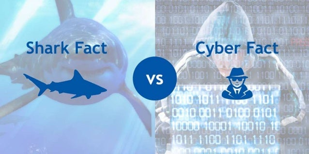 Tell us which facts on Twitter using hashtag #CyberSharks!