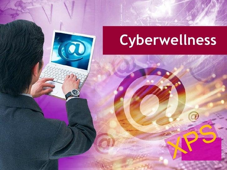 Cyberwellness talk by mdm saedah 2011 160211