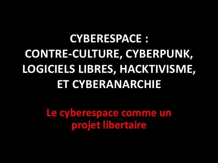 Cyberespace libertaire