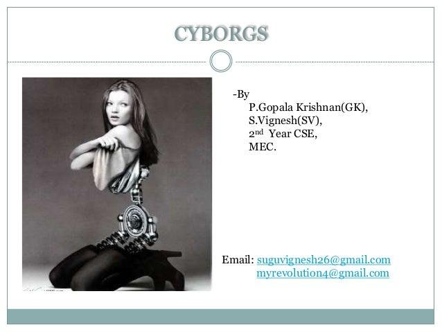 Cyborgs(finished)
