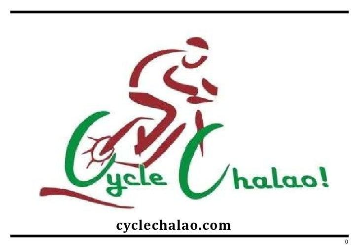 Cycle chalao presentation