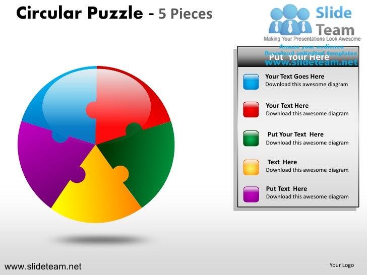 Alfa img - Showing > Round Puzzle Piece