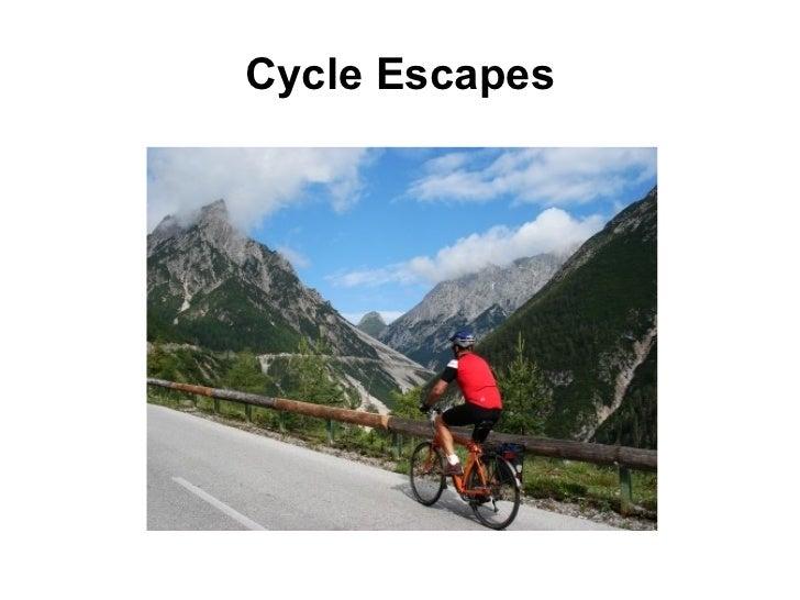 Cycle Escapes
