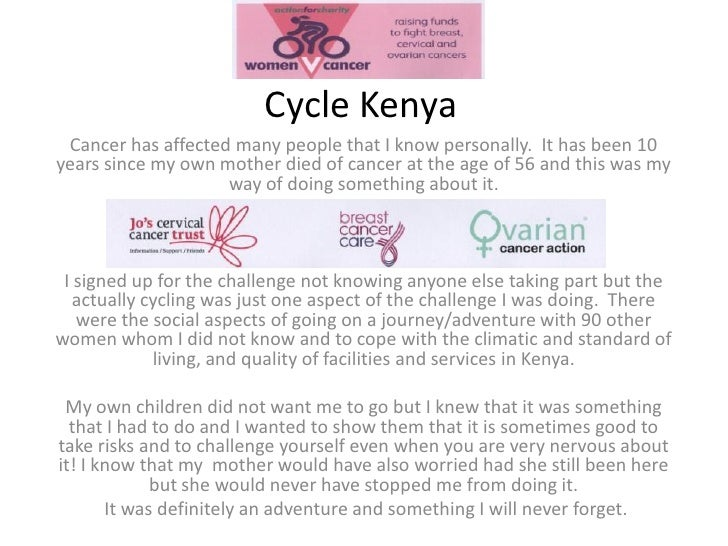 Cycle kenya  ppt for blogv6