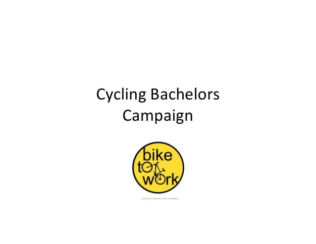 Cycling Bachelors CampaignCampaign