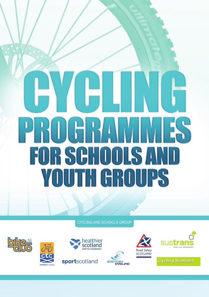 Cycling in scotland web