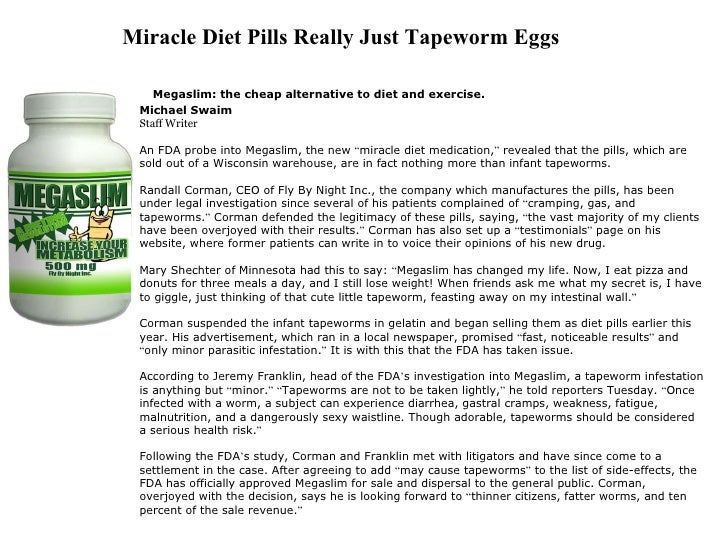 Tapeworm diet pills for, sale - Best diet plans