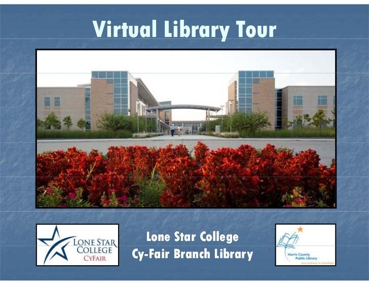 Cy-Fair Virtual Tour