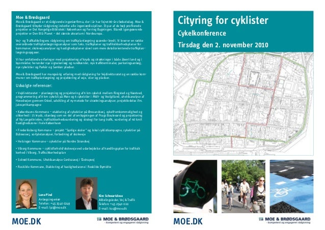 Cityring for cyklister