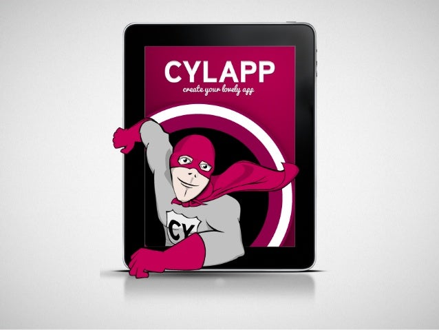 CYLAPP Create your lovely app
