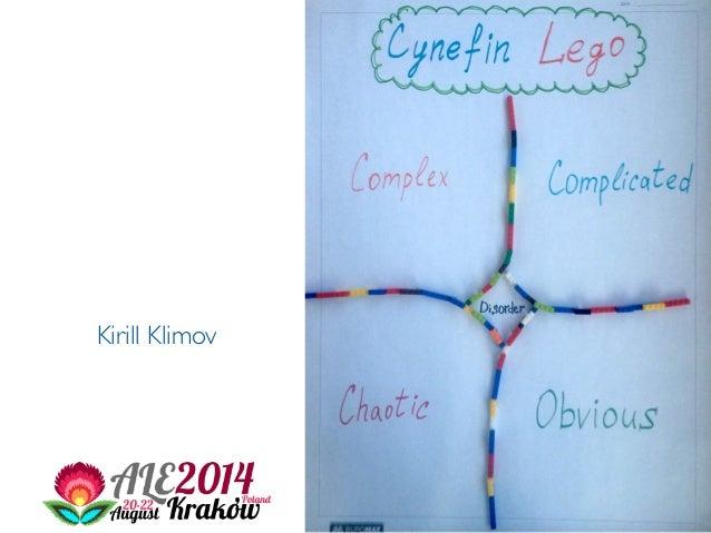 Cynefin Lego ALE14
