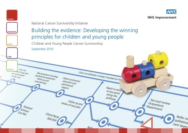 Building the evidence: developing the winning principles for children and young people
