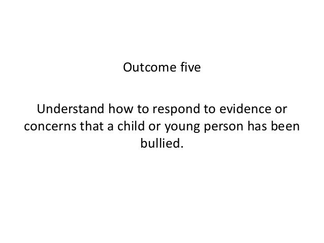 explain different types of bullying and the potential effects on children and young people There are many different types of bullying who we are the story and people there are many different types of bullying that can be experienced by children.