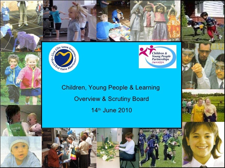 Corporate Director's Presentation to Children, Young People & Learning Overview & Scrutiny Board