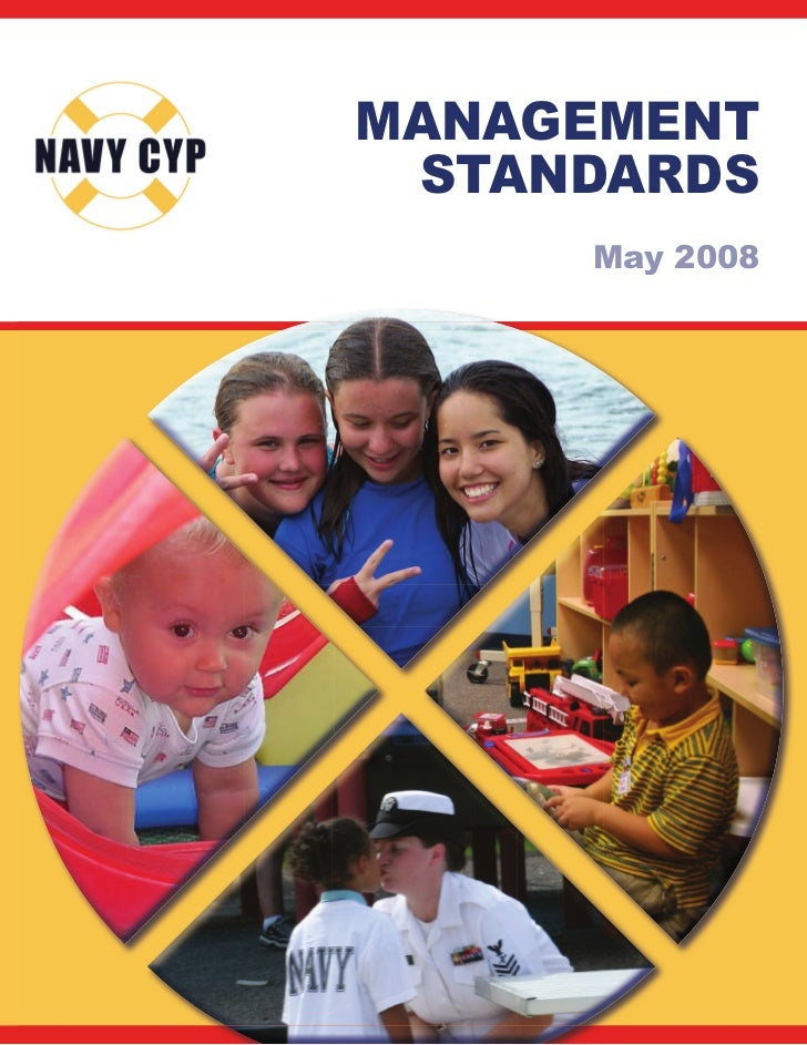 MANAGEMENT STANDARDS     May 2008