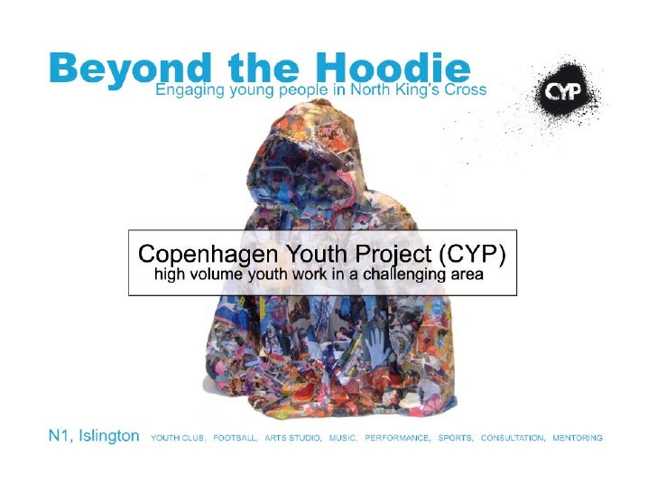 Beyond the Hoodie Youth Work in Kings Cross