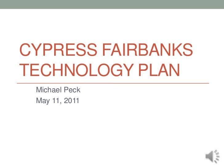 Cypress fairbanks isd