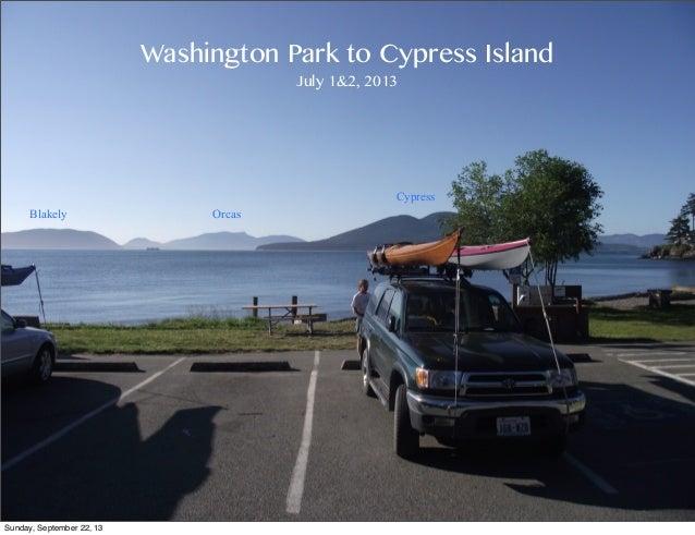 Cypress is july 1, 2013 pdf