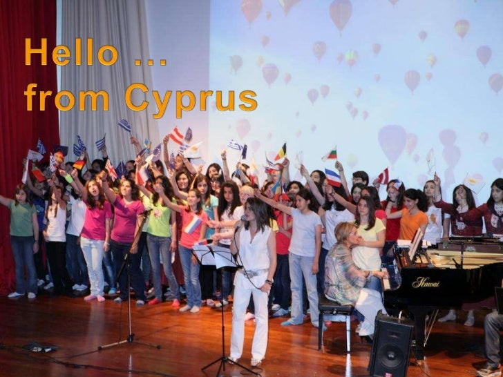 Hello … <br />from Cyprus<br />