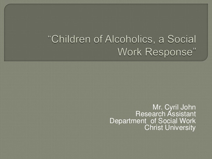 Mr. Cyril John       Research AssistantDepartment of Social Work         Christ University