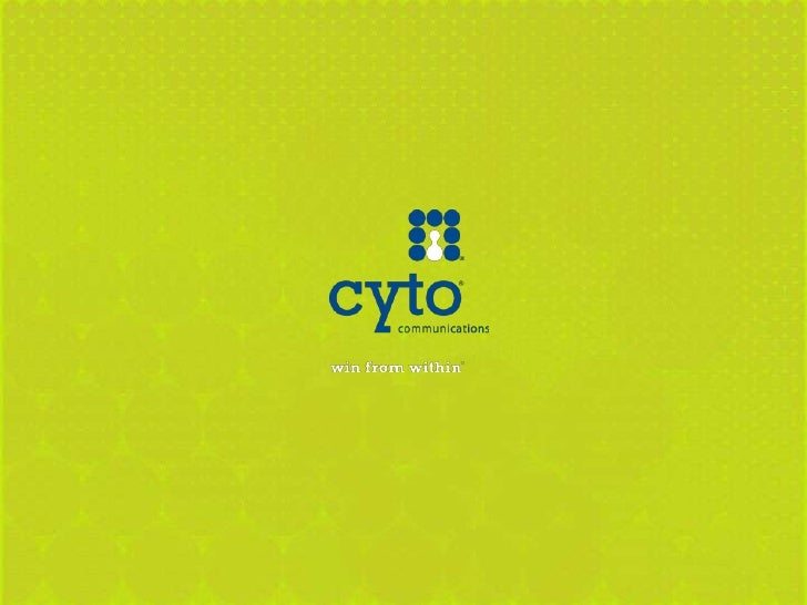 Cyto Communications Llc V6