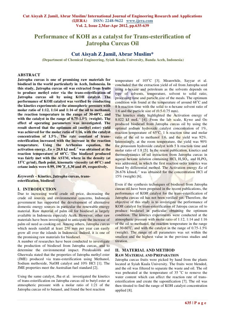 Cut Aisyah Z Jamil, Abrar Muslim/ International Journal of Engineering Research and Applications                          ...