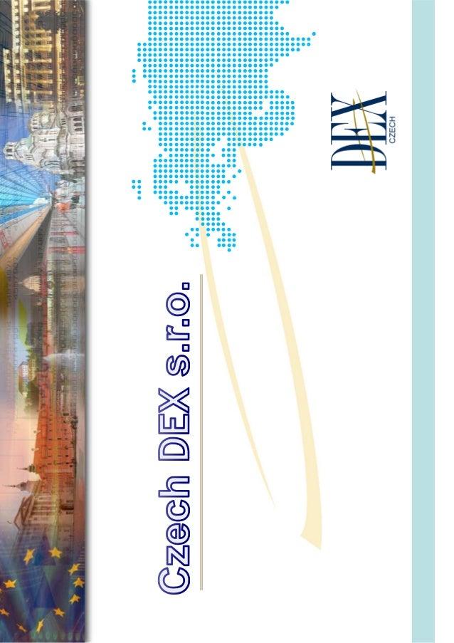 CZECH DEX - Financing of Innovations