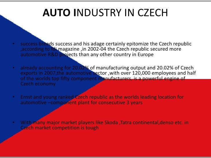 Czech Republic Car Company