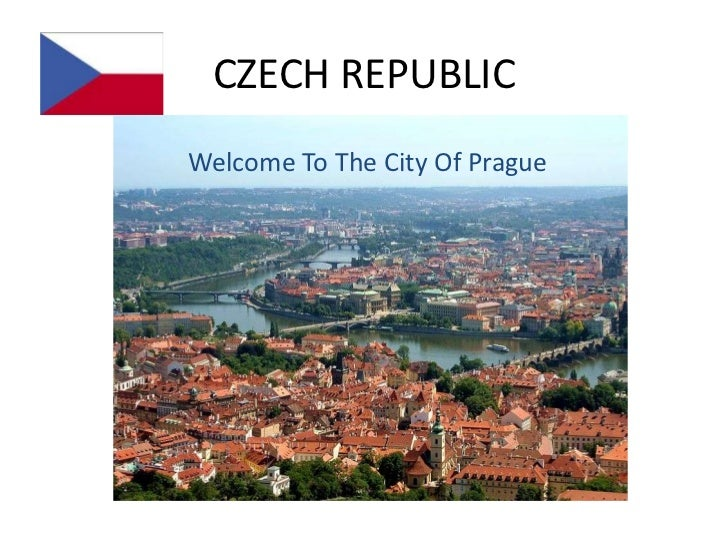 CZECH REPUBLICWelcome To The City Of Prague