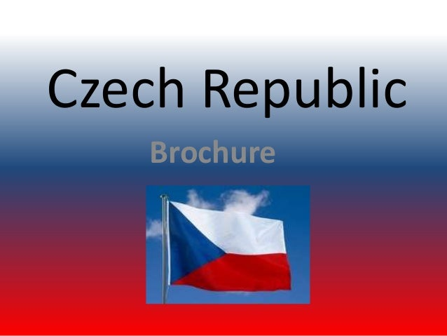 Czech RepublicBrochure