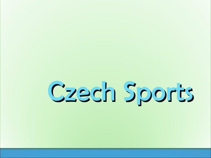 Czech sports