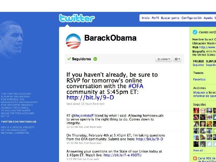 Soy amigo de Obama - Marketing Online - Creativity Zentrum
