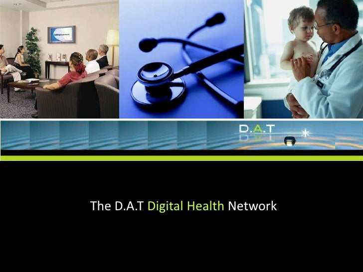 <br /><br /><br />The D.A.T Digital Health Network<br />