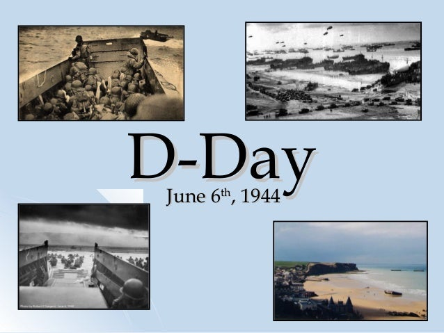 Operation Overlord (D-Day) and Canada's Role