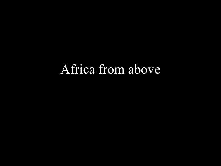 D Fluflu Africafromabove
