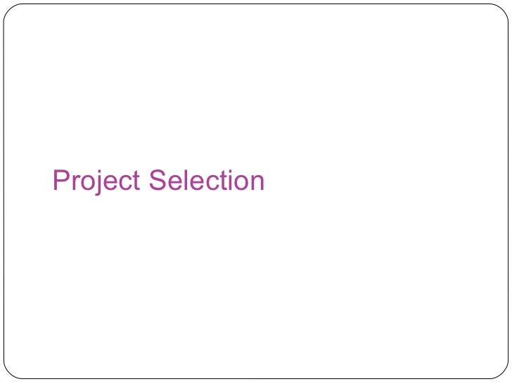 D. strategic + project selection