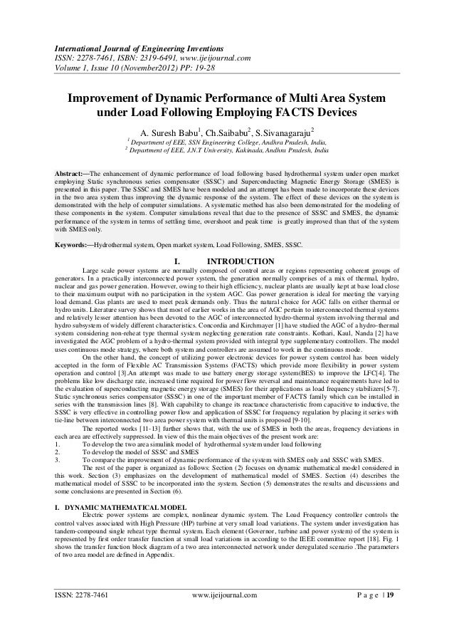 International Journal of Engineering Inventions (IJEI),