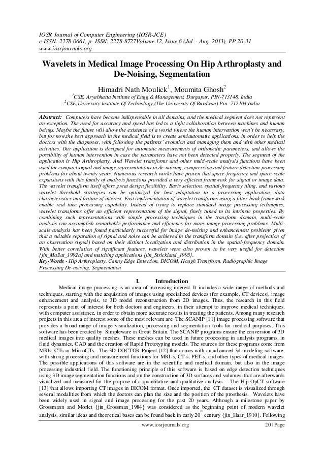 IOSR Journal of Computer Engineering (IOSR-JCE) e-ISSN: 2278-0661, p- ISSN: 2278-8727Volume 12, Issue 6 (Jul. - Aug. 2013)...